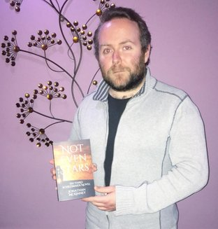 Jonathan McKinney, author and composer with Siren Stories