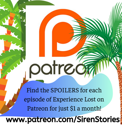 JJ Barnes Jonathan McKinney Patreon Podcast Experience Lost Spoilers